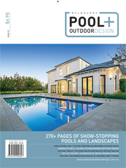 Pool outdoor design magazines united media group for Pool design magazine