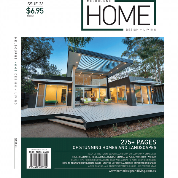 Melbourne Home Design + Living - Issue 26