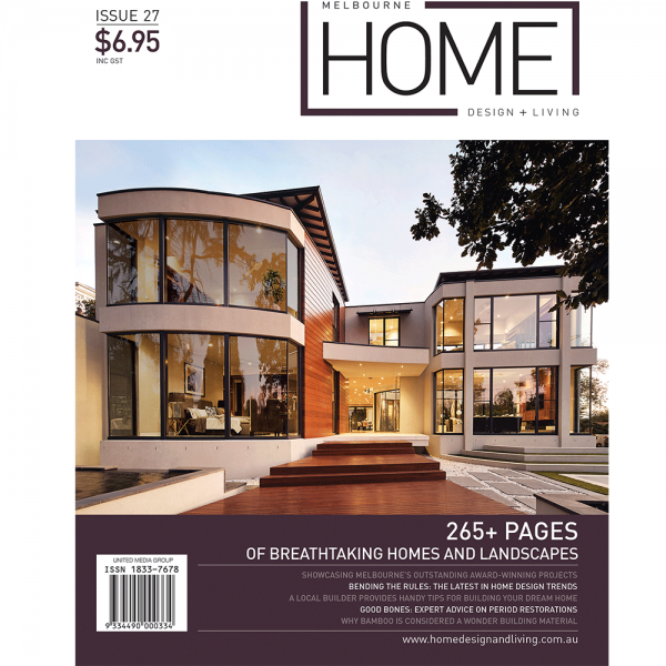Melbourne Home Design + Living - Issue 27