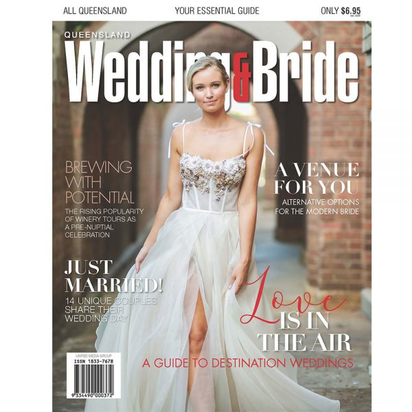 Queensland Wedding & Bride - Issue 14