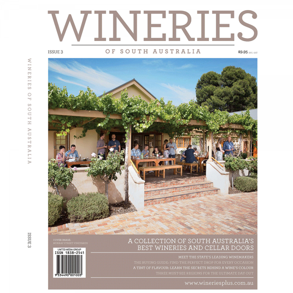 Wineries of South Australia - Issue 3