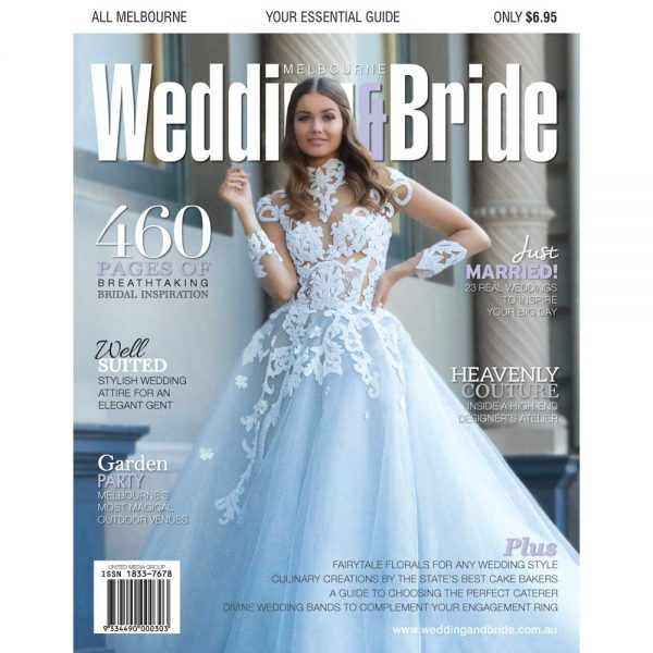 Melbourne Wedding & Bride - Issue 27