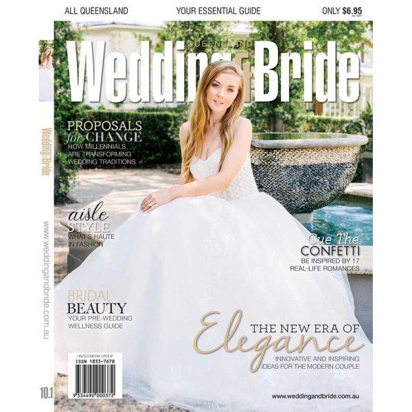 Queensland Wedding & Bride – Issue 18