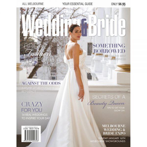 Melbourne Wedding & Bride Issue 32